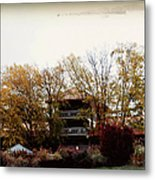 Waynesville Inn And Golf Resort Metal Print