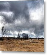 Weather Metal Print