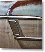 Weathered But Still Cool Metal Print