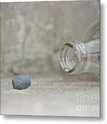 Weight Of It All Metal Print
