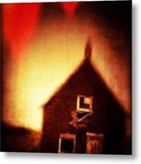 Welcome To Hell House Metal Print