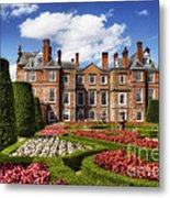 Welsh Gardens Metal Print