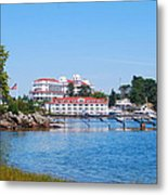 Wentworth By The Sea Wbsp Metal Print