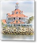 West Coast Charm Metal Print