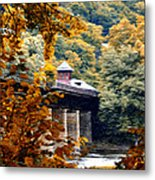 West Virginia Morn Metal Print