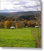 Western Maryland Fall Metal Print