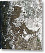 Western United States Metal Print by Stocktrek Images