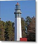 Westport Lighthouse Metal Print
