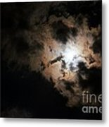 What A Strange Magic Metal Print
