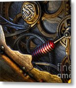 What Gear Am I In You Might Ask Metal Print by Bob Christopher