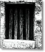 What They Saw Metal Print
