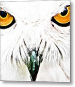 What You Looking At Metal Print