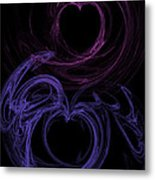 What's Mine Is Yours Metal Print