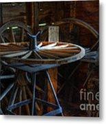 Wheeler Dealer Metal Print by Bob Christopher