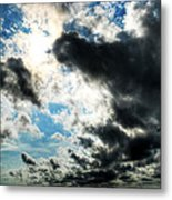 When The Storm Subsides Metal Print