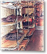 When They Wentt To War Metal Print