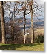 Where Are The Hills Metal Print by Robert Margetts
