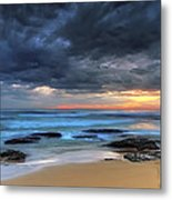 Where One Once Stood Metal Print by Mark Lucey