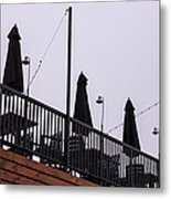 Whetstone Station Witches Metal Print