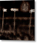 Which Way Metal Print