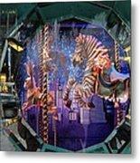 Tiffany's Carousel Metal Print