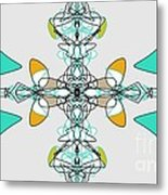 Whirly Birds Metal Print