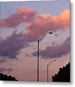 Whispers Of Sunset Metal Print