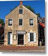 White Hall Tavern Harpers Ferry Virginia Metal Print