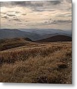 Whitetop Mountain Virginia Metal Print