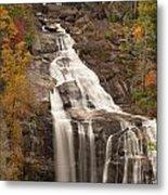 Whitewater Falls 3 Metal Print