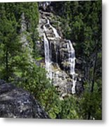 Whitewater Falls Metal Print by Rob Travis