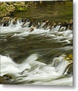 Whitewater River Rapids 3 Metal Print