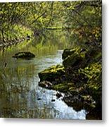 Whitewater River Spring 11 Metal Print