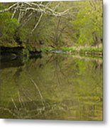 Whitewater River Spring 13 Metal Print