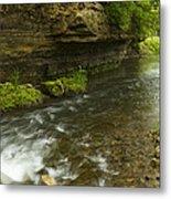 Whitewater River Spring 6 Metal Print