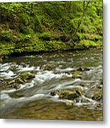 Whitewater River Spring 8 A Metal Print
