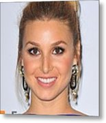 Whitney Port At Arrivals For The 2nd Metal Print