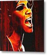 Whitneys Tears Metal Print