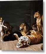 Whoever You Are Here Is Your Master Metal Print by Jean Leon Gerome