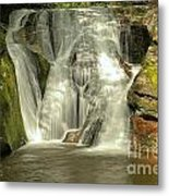 Widows Creek Falls Metal Print