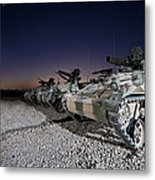 Wiesel 1 Atm Tow Anti-tank Vehicles Metal Print