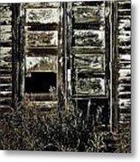 Wild Doors Metal Print by Empty Wall