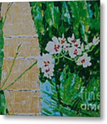 Wild Orchards  Metal Print