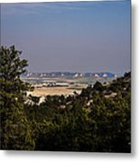 Wildcat Hills View Metal Print