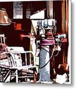 Willburn Furniture And Restoration Needs Restoring Metal Print