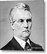 William A. Wheeler Metal Print by Photo Researchers