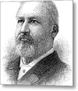William Henry Hatch Metal Print