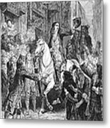 William IIi Of England Metal Print