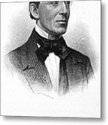 William Lloyd Garrison Metal Print