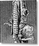 William Penn Statue, 19th Century Metal Print
